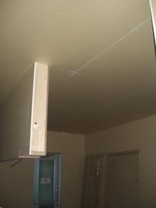 キッチン天井