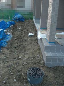 続・屋外給排水工事
